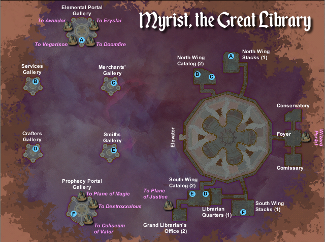 Guerrier Celeste - Chaos Descending - La descente du chaos - EQ2